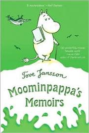Cover of: Moominpappa's memoirs