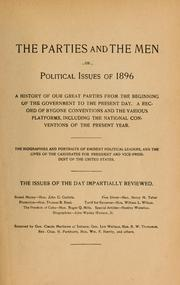 Cover of: The Parties and the men