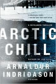 Cover of: Arctic Chill (Reykjavik Thrill #5)