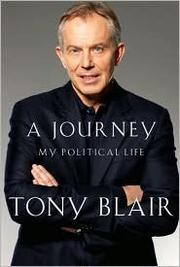 Cover of: A Journey: My Political Life