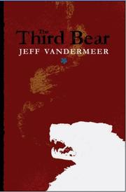 Cover of: The Third Bear