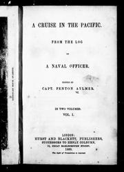 Cover of: A Cruise in the Pacific