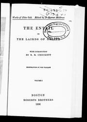 Cover of: The entail, or, The lairds of Grippy