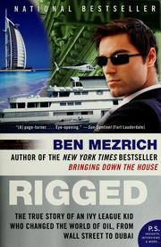 Cover of: Rigged