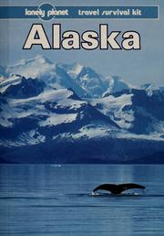 Cover of: Alaska, a travel survival kit