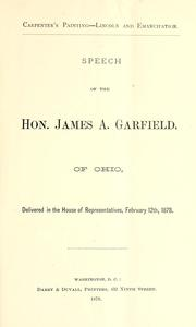 Cover of: Carpenter's painting, Lincoln and emancipation