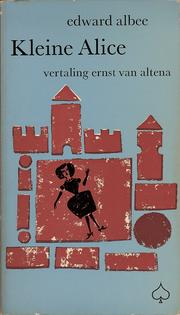 Cover of: Kleine Alice