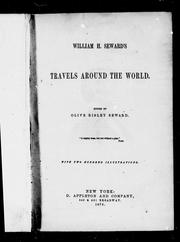 Cover of: William H. Seward's travels around the world