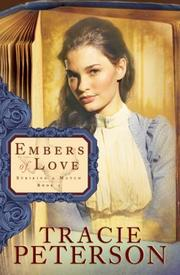 Cover of: Embers of Love
