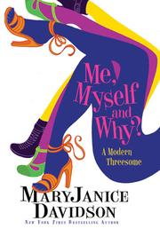 Cover of: Me, Myself and Why?