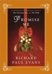 Cover of: Promise Me