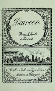 Cover of: Daireen