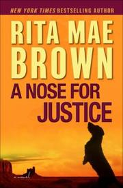 Cover of: A nose for justice