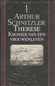 Cover of: Therese: Chronik eines Frauenlebens