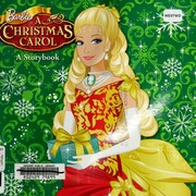 Cover of: Barbie in a Christmas Carol: A Storybook