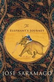 Cover of: The Elephant's Journey