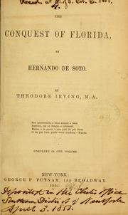 Cover of: The conquest of Florida
