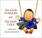 Cover of: Ten Little Fingers and Ten Little Toes Padded Board Book
