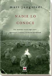 Cover of: Nadie lo conoce