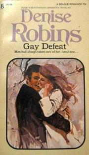 Cover of: Gay Defeat