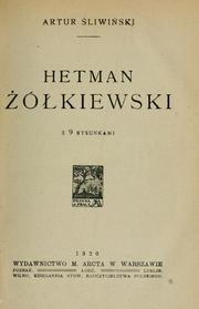Cover of: Hetman Zółkiewski