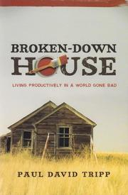 Cover of: Broken-Down House