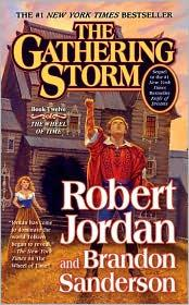 Cover of: The Gathering Storm (The Wheel of Time #12)