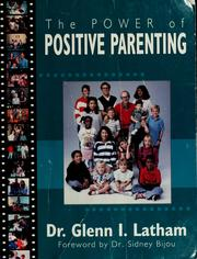 Cover of: The power of positive parenting