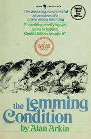 Cover of: The lemming condition