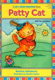 Cover of: Patty Cat