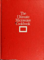 Cover of: The ultimate microwave cookbook