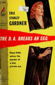 Cover of: The D.A. breaks an egg