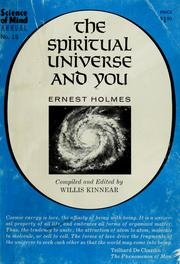 Cover of: The spiritual universe and you