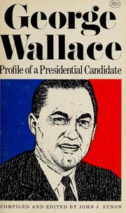 Cover of: George Wallace