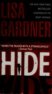 Cover of: Hide