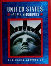 Cover of: United States and its neighbors