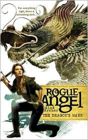 Cover of: The Dragon's Mark (Rogue Angel #26)