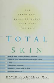 Cover of: Total skin