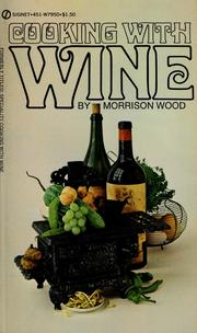 Cover of: Cooking with Wine