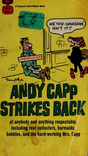 Cover of: Andy Capp strikes back