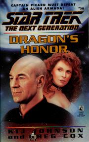 Cover of: Dragon's honor