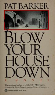 Cover of: Blow your house down