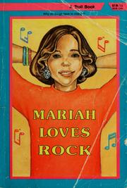 Cover of: Mariah loves rock