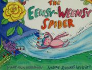 Cover of: The eensy weensy spider