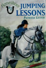 Cover of: Jumping lessons