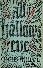Cover of: All hallows' eve
