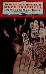 Cover of: Palmistry made practical