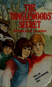 Cover of: Tanglewoods' secret