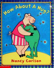 Cover of: How about a hug?