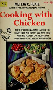Cover of: Cooking with chicken